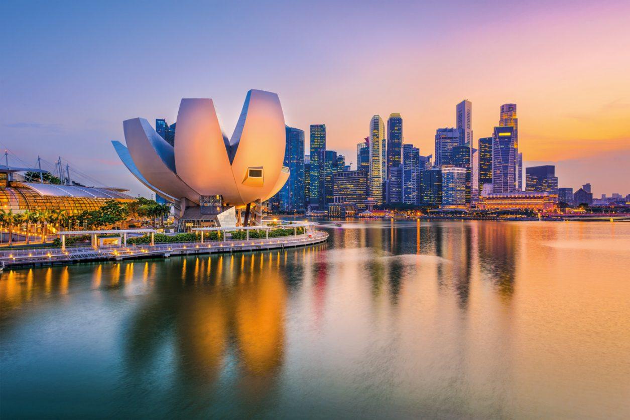 Singapurs schönste Ecken