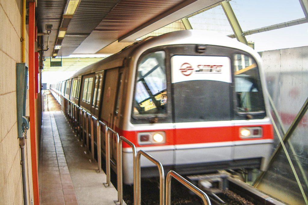 MRT-Zug