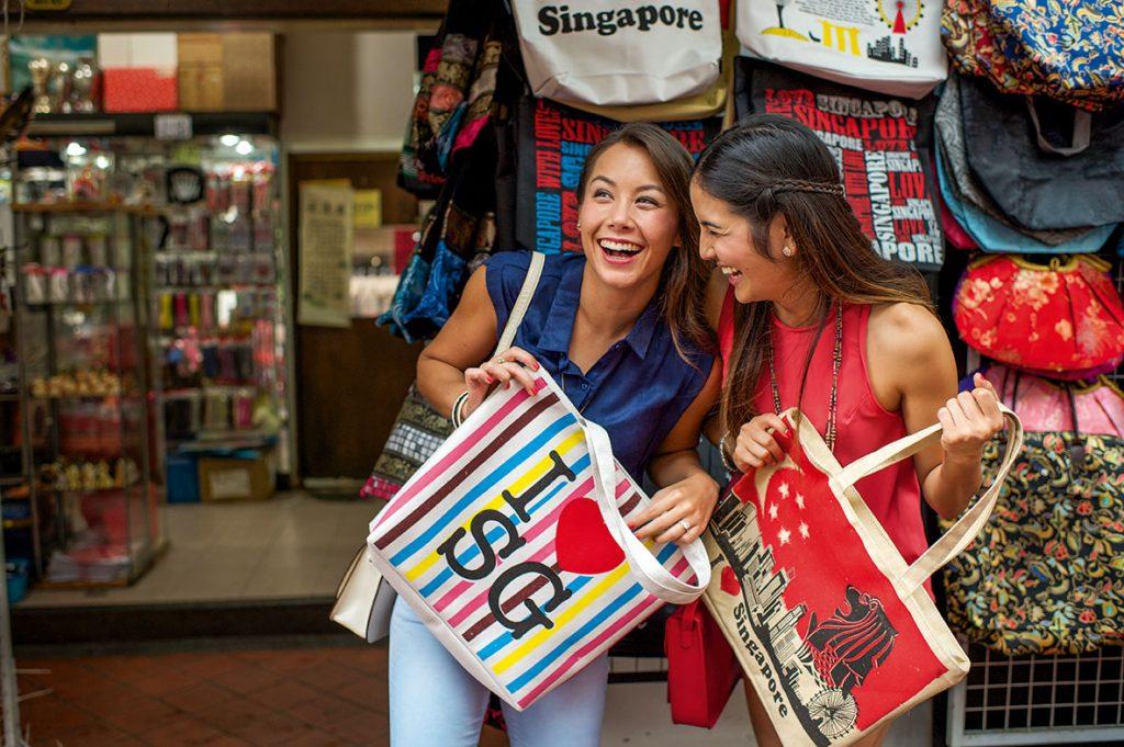Tourists Singapur