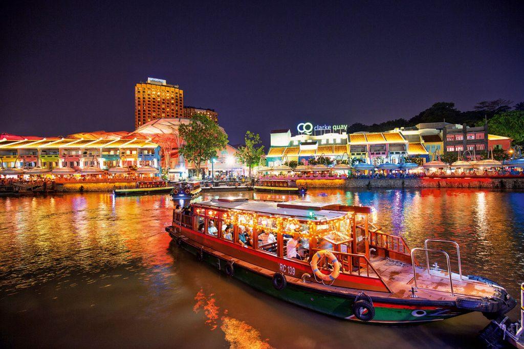 Boot Singapur